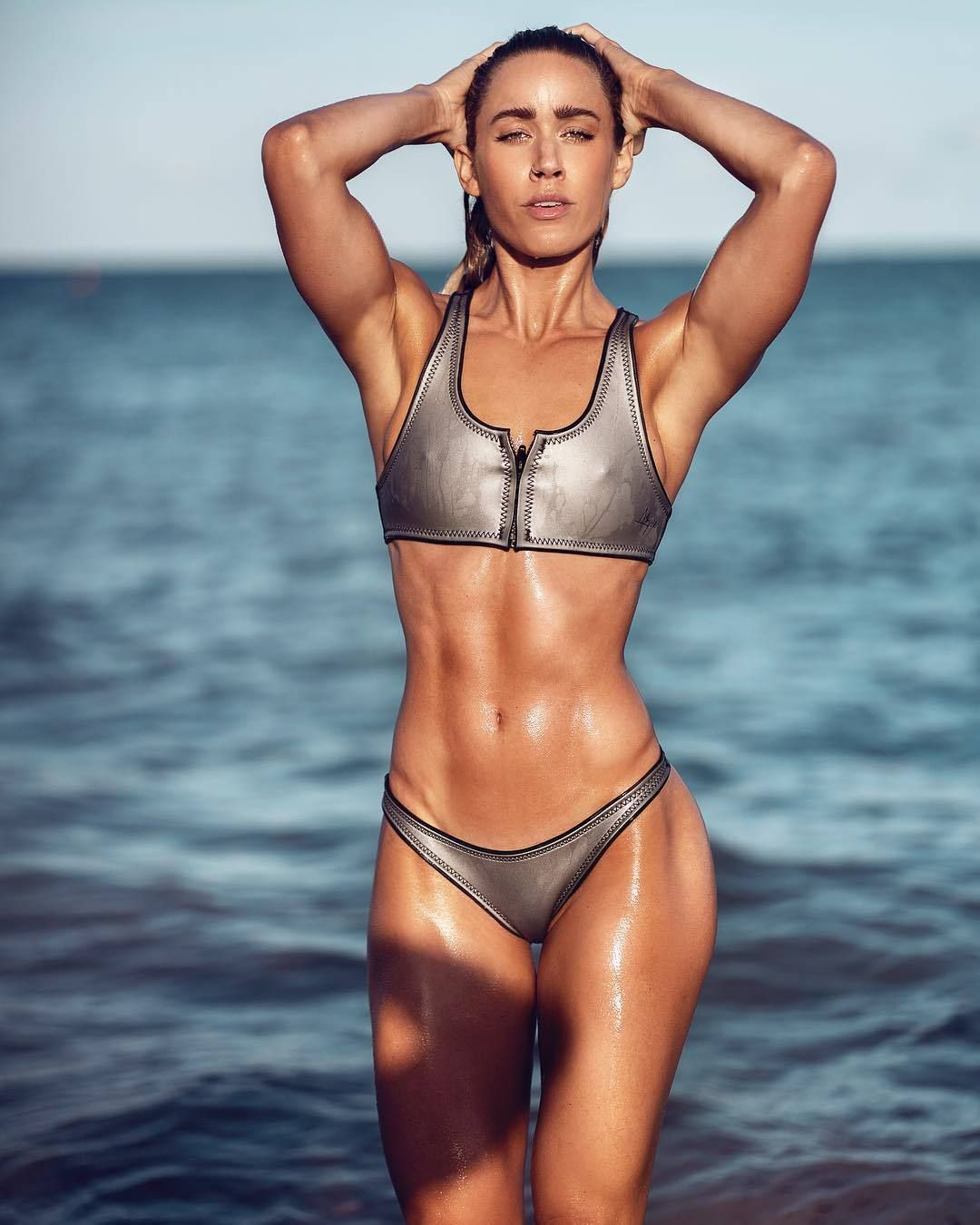 Valentina Lequeux Fitness Models Female Beautiful Athletes