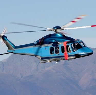AgustaWestland and Mitsui Bussan Aerospace Sign Basic Ordering