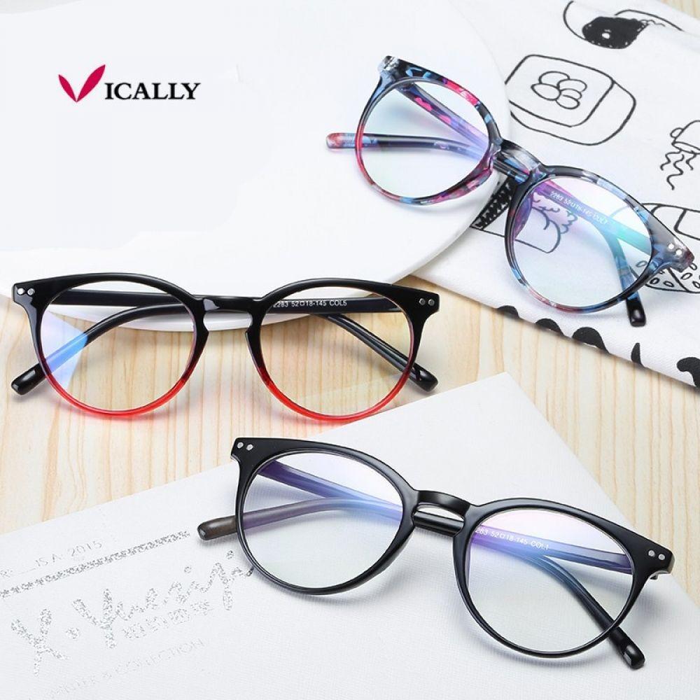 New Fashion Vintage Brand Glasses Frame clear lens Oculos De Grau Eye Glasses Frames For Women Men Eyeglasses Eyewear Gafas