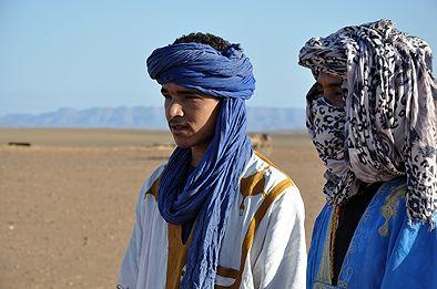 árabes no deserto