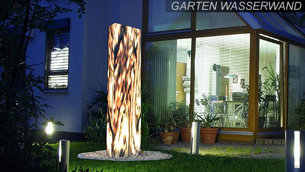 Edelstahl Gartenbrunnen Und Granitbrunnen Online Shop   Revisage, Best  Garten Ideen