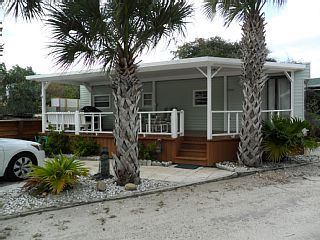 St. Augustine Beach Cabin Rental: Bryn Mawr Ocean Resort Have Your Own Home  And