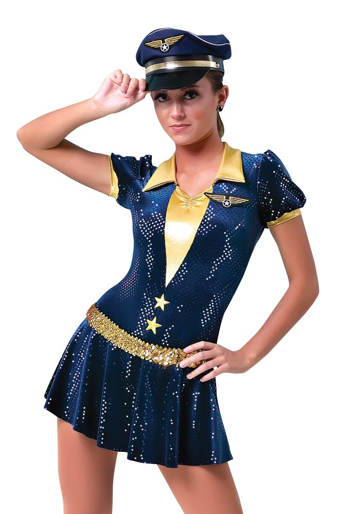 I would SO do a jazz dance to Jet Set from Catch Me If You Can with this costume!!