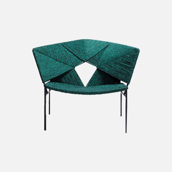 Mobilier à cordes Pinterest Interior architecture, Design