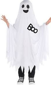 Image result for kids ghost costumes #deguisementfantomeenfant