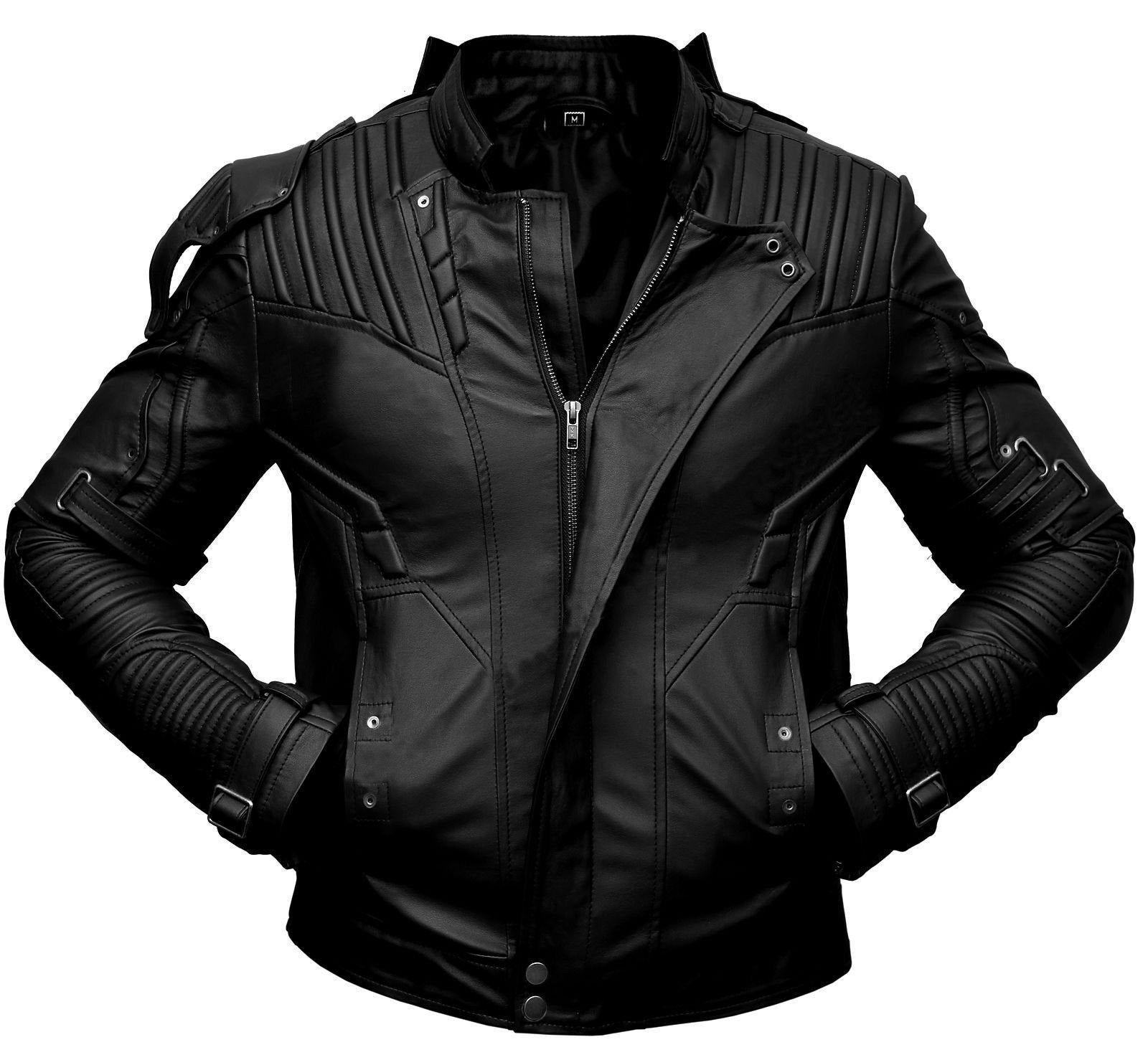 Men Guardian Distressed Vintage Black Leather Jacket Guardians Etsy In 2021 Leather Jacket Men Leather Jacket Leather Jacket Black [ 1478 x 1600 Pixel ]