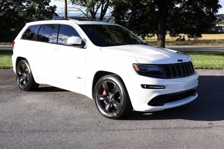 2015 Jeep Grand Cherokee Srt For Sale Jeep Grand Cherokee Srt Jeep Grand Jeep Grand Cherokee