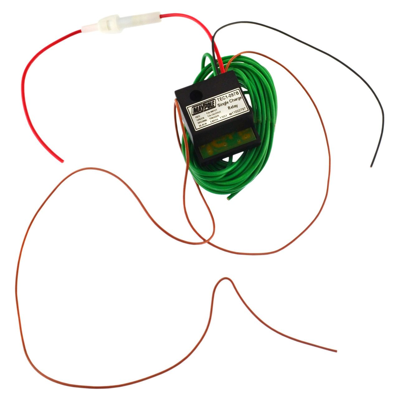 Caravan battery charging relay wiring kit auxiliary battery split caravan battery charging relay wiring kit auxiliary battery split charge tr228 ab tools online asfbconference2016 Image collections