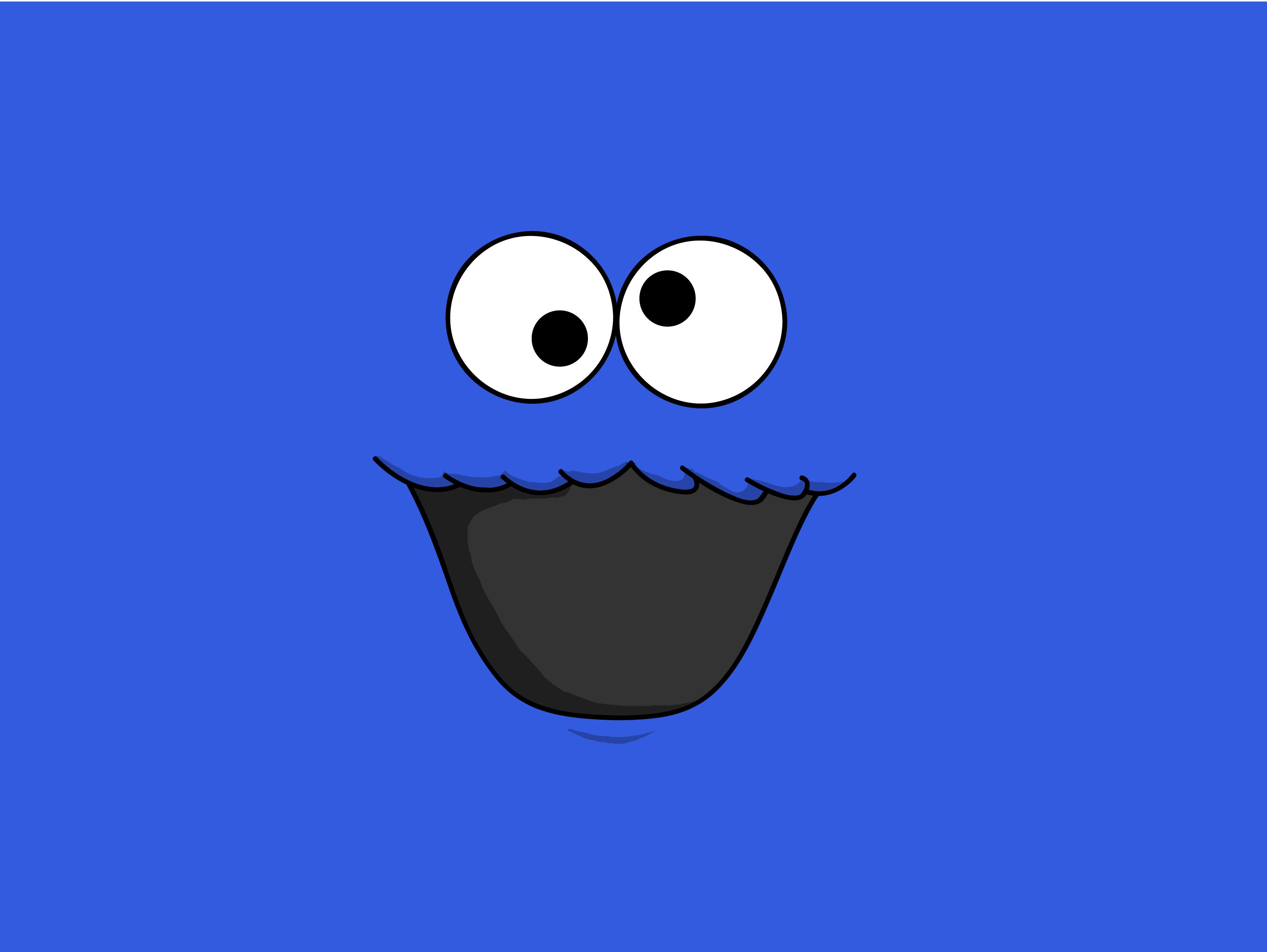 Cookie Monster Elmo Wallpaper Cartoon Wallpaper Hd Cartoon Wallpaper