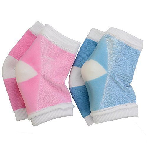 Moisturizing Socks ANTIKE 2 Pair Spa Moisturising Silicone Gel Heel Socks for Dry Hard Cracked Skin Moisturizing Open Toe Comfy Recovery Socks Day Night Care PinkBlue ** You can find out more details at the link of the image. (This is an affiliate link) #crackedskinonheels Moisturizing Socks ANTIKE 2 Pair Spa Moisturising Silicone Gel Heel Socks for Dry Hard Cracked Skin Moisturizing Open Toe Comfy Recovery Socks Day Night Care PinkBlue ** You can find out more details at the link of the image. #crackedskinonheels