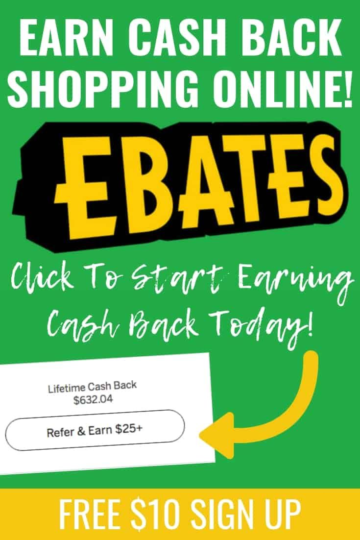 Omg i love ebates after reading this i was so surprised