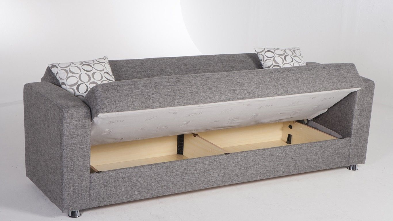 Wonderful European Sleeper Sofa With Storage