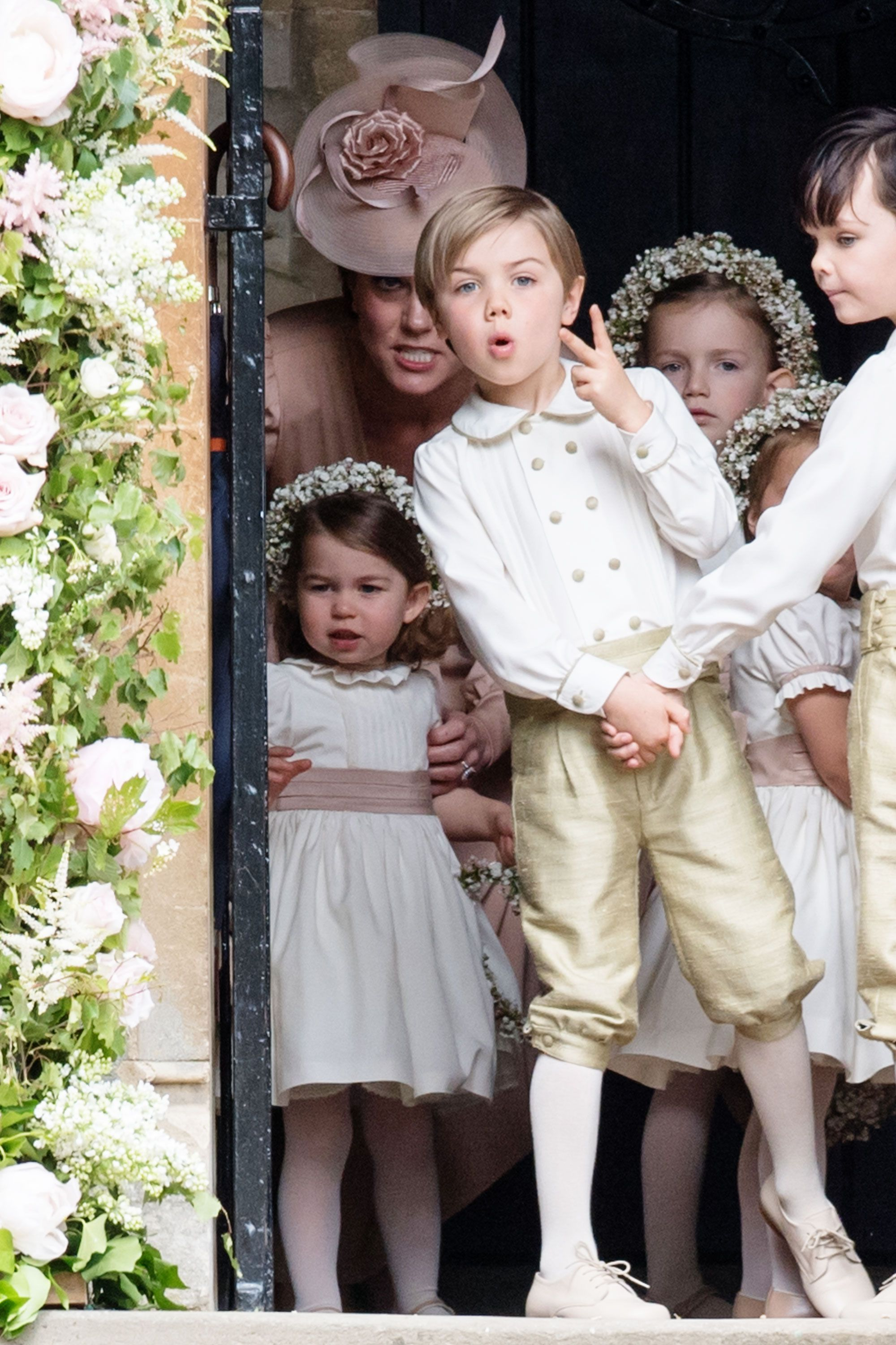 Kate Middleton Is One Angry Mom In This Viral Snapshot From