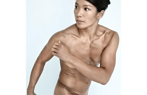 Agree, rather julie chu espn body issue are not