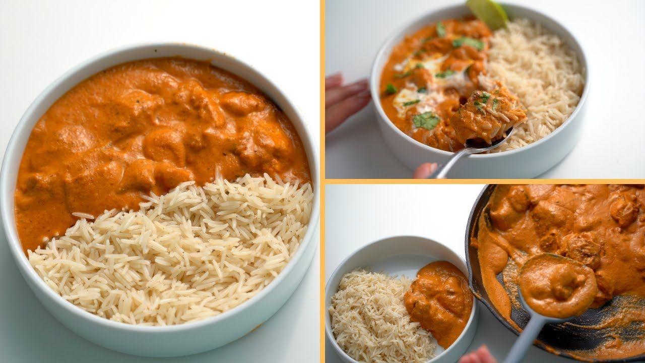 لازم تجربوا الدجاج بالطريقة الهندية بتر تشيكن من أشهر الوصفات في العالم Youtube Indian Food Recipes Cooking Cooking Recipes Desserts