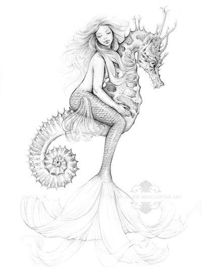 Sabina Mermaid by Mocten on DeviantArt
