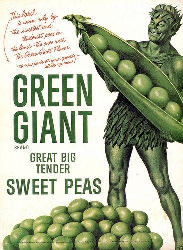Il Gigante Verde della Minnesota Valley Canning Company. - Cerca con Google