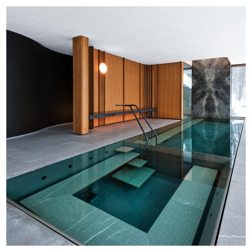 D coration int rieure piscine de r ve pour une maison de - Maison et spa ...