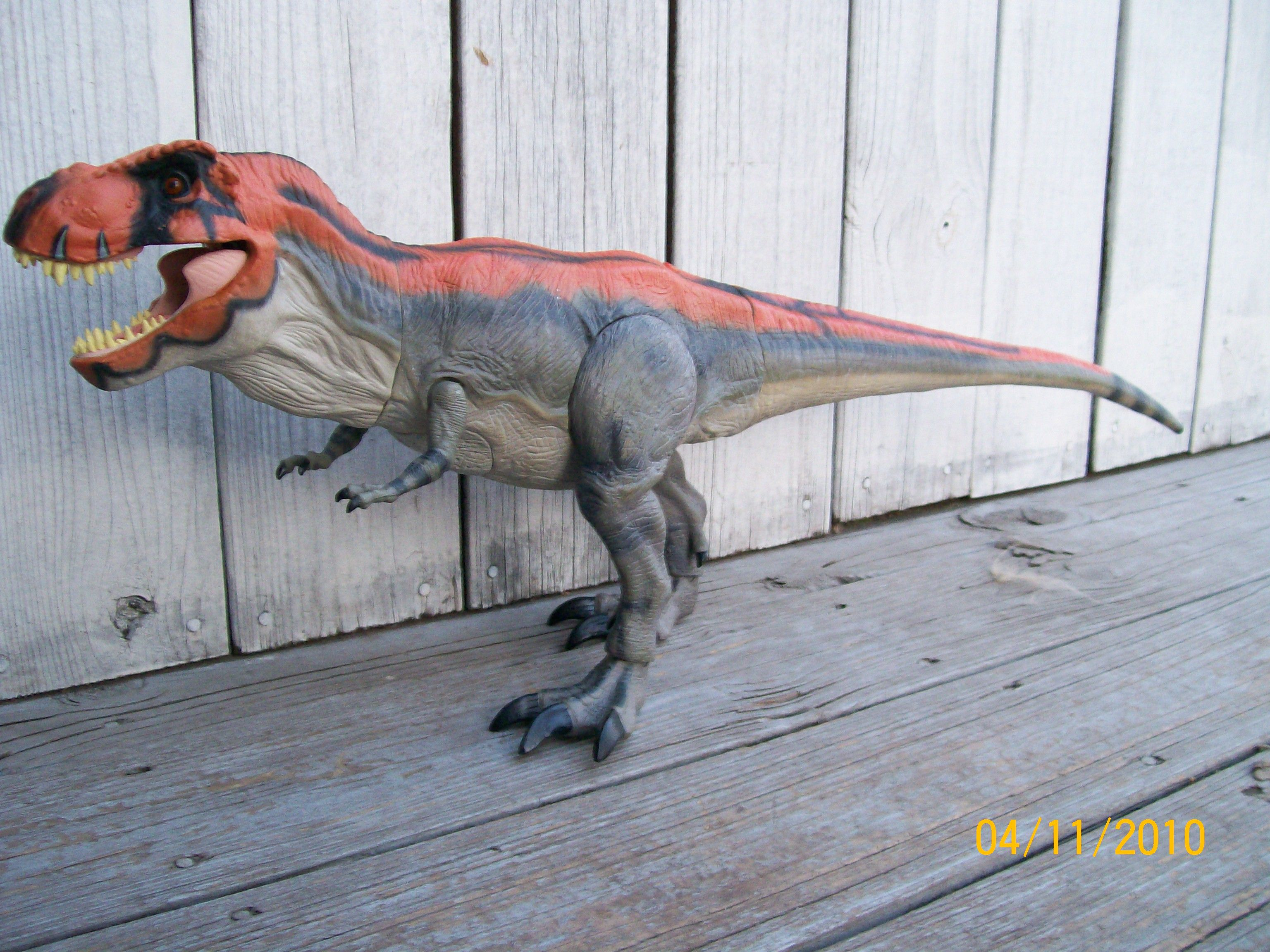 All jurassic park toys free project