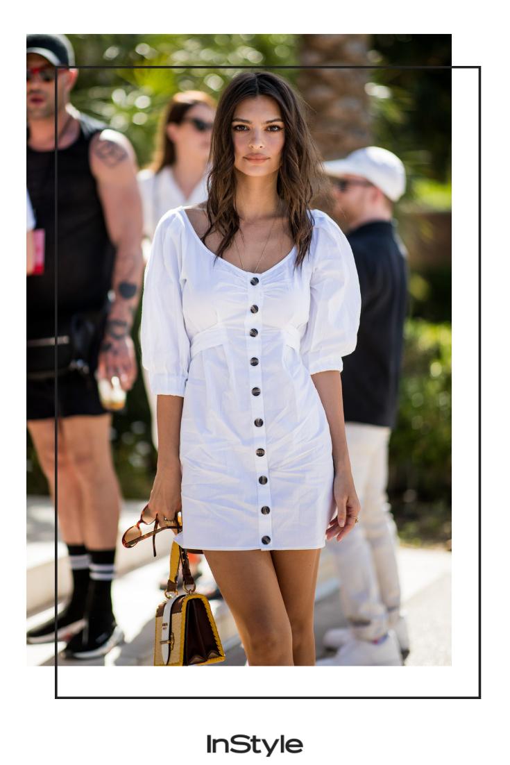 weiße kleider 2020: trends & styling | sommer kleider