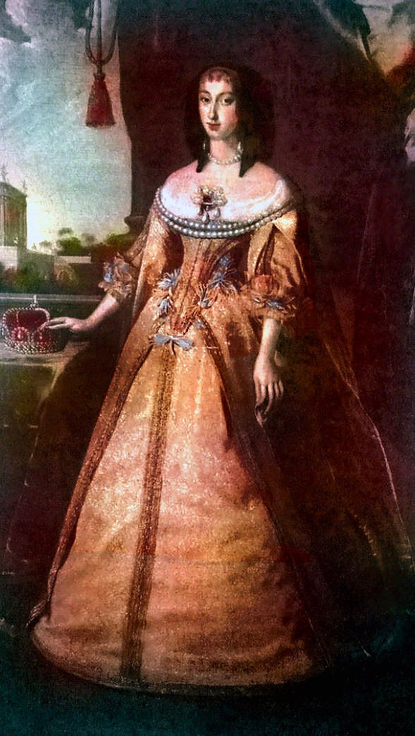 Henriette Adelaide of Savoy, Electress of Bavaria, c. 1650s