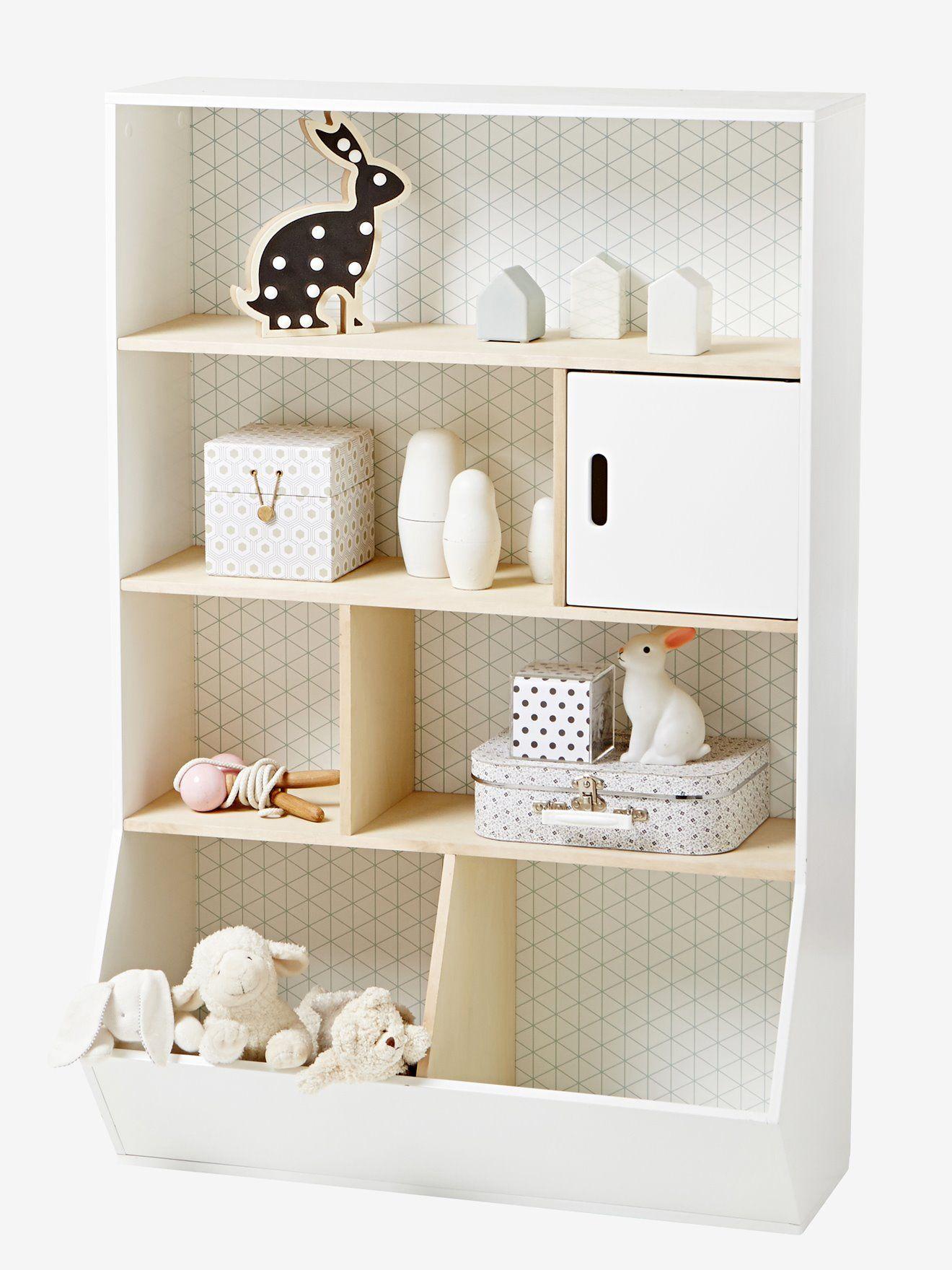bucherregal kinderzimmer vertbaudet, regal für kinderzimmer von vertbaudet in weiß/natur - nur € 2,95, Design ideen