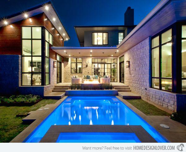 100 Best Swimming Pool Design Ideas Updated Pool House Designs Luxury House Designs Modern Villa Design