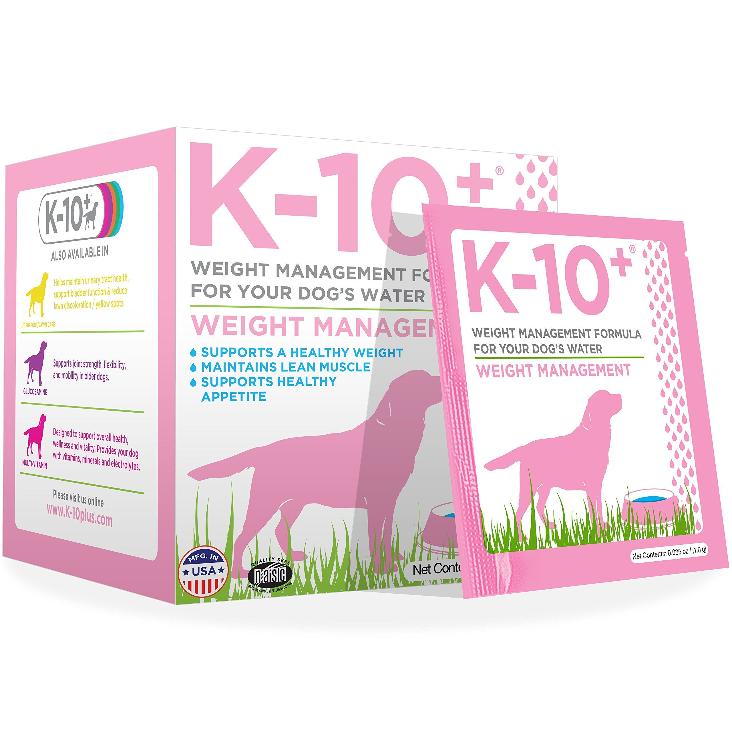 K10 Weight Management Formula For Your Dogs Pack Of 28 See This Great Product Dogfood Weight Management Muscle Weight Dog Food Recipes