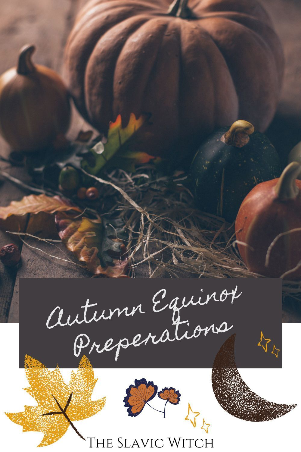 Lots of different ideas you can use to decorate your Mabon