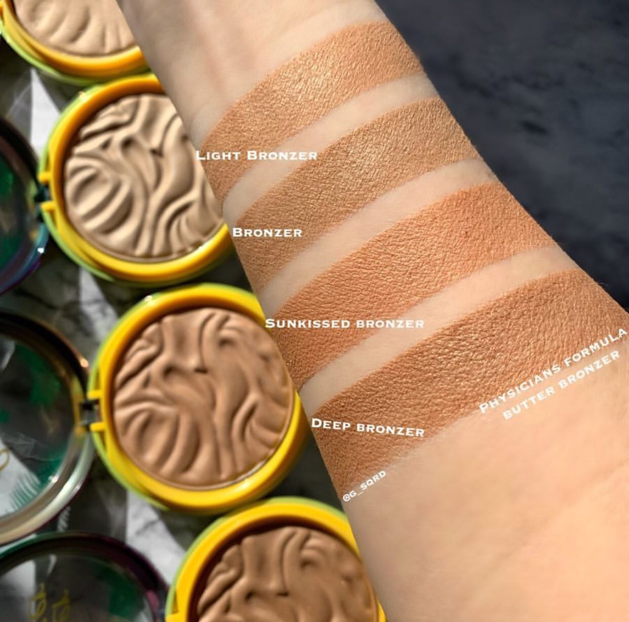 New Shades! Physicians Formula Butter Bronzers
