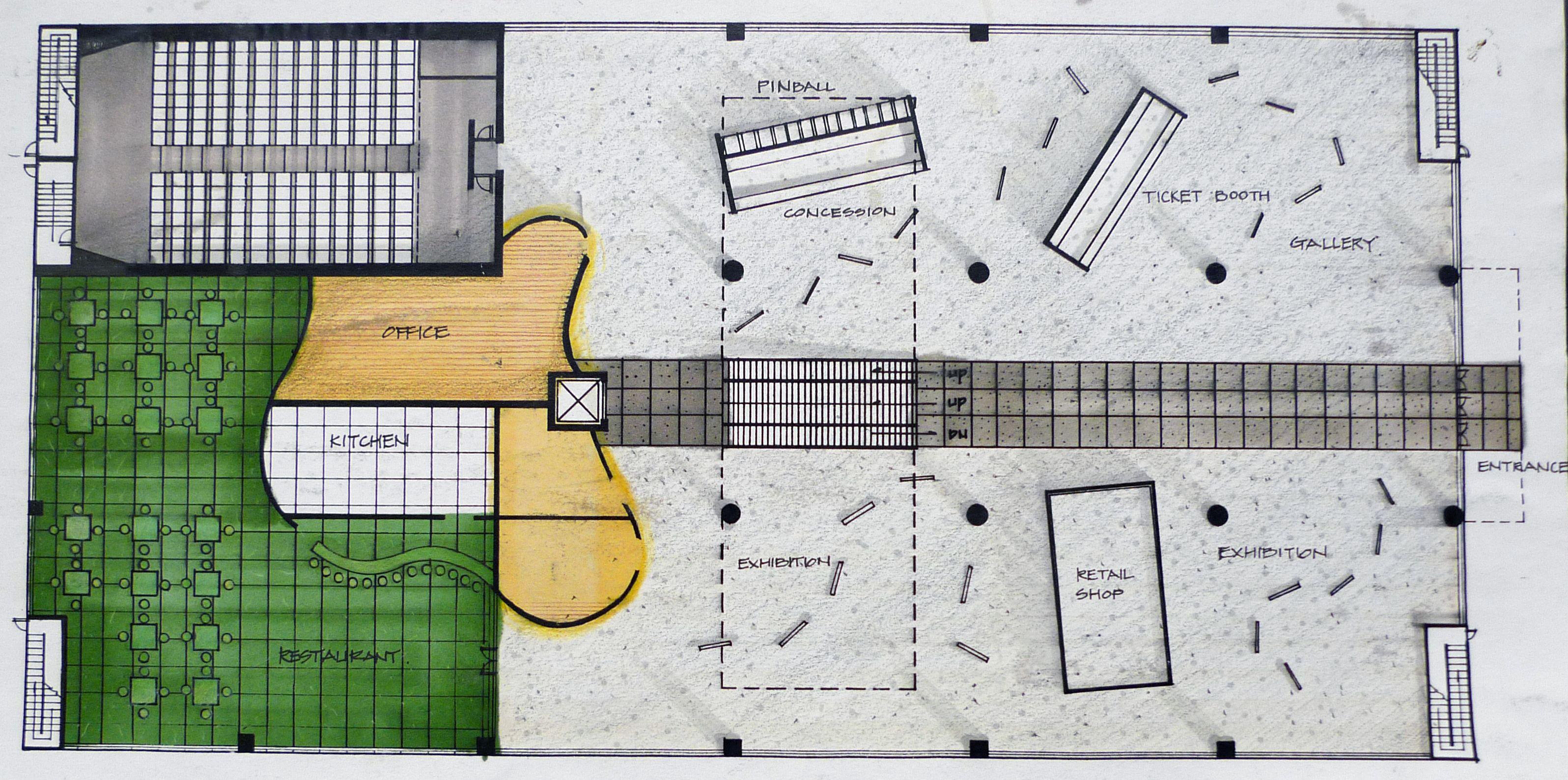 Interior Design Fashion Institute Of Technology Nyc Interior Design Institute Rendered Floor Plan Interior Decorating