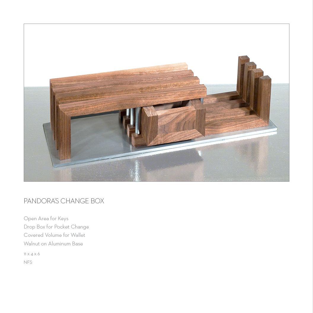 Pandora's Change Box - Christian Dunbar
