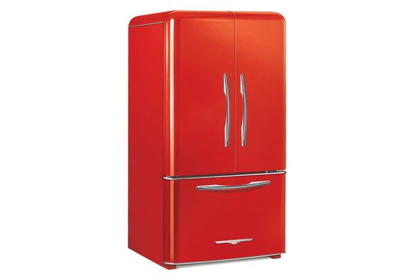 Northstar 1950 S Style French Door Refrigerator From Elmira Stove Works Awesome Modern Refrigerators Modern Appliances Old Fashioned Kitchen