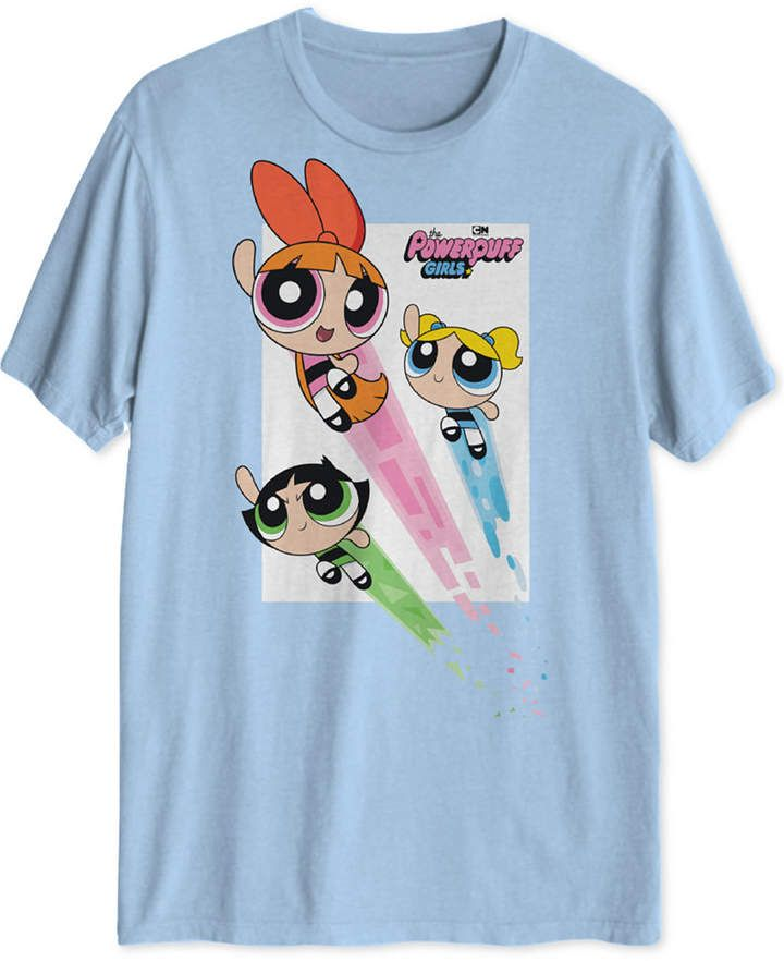 35f84675a Powerpuff Girls Men's Graphic T-Shirt in 2019 | The Powerpuff Girls ...