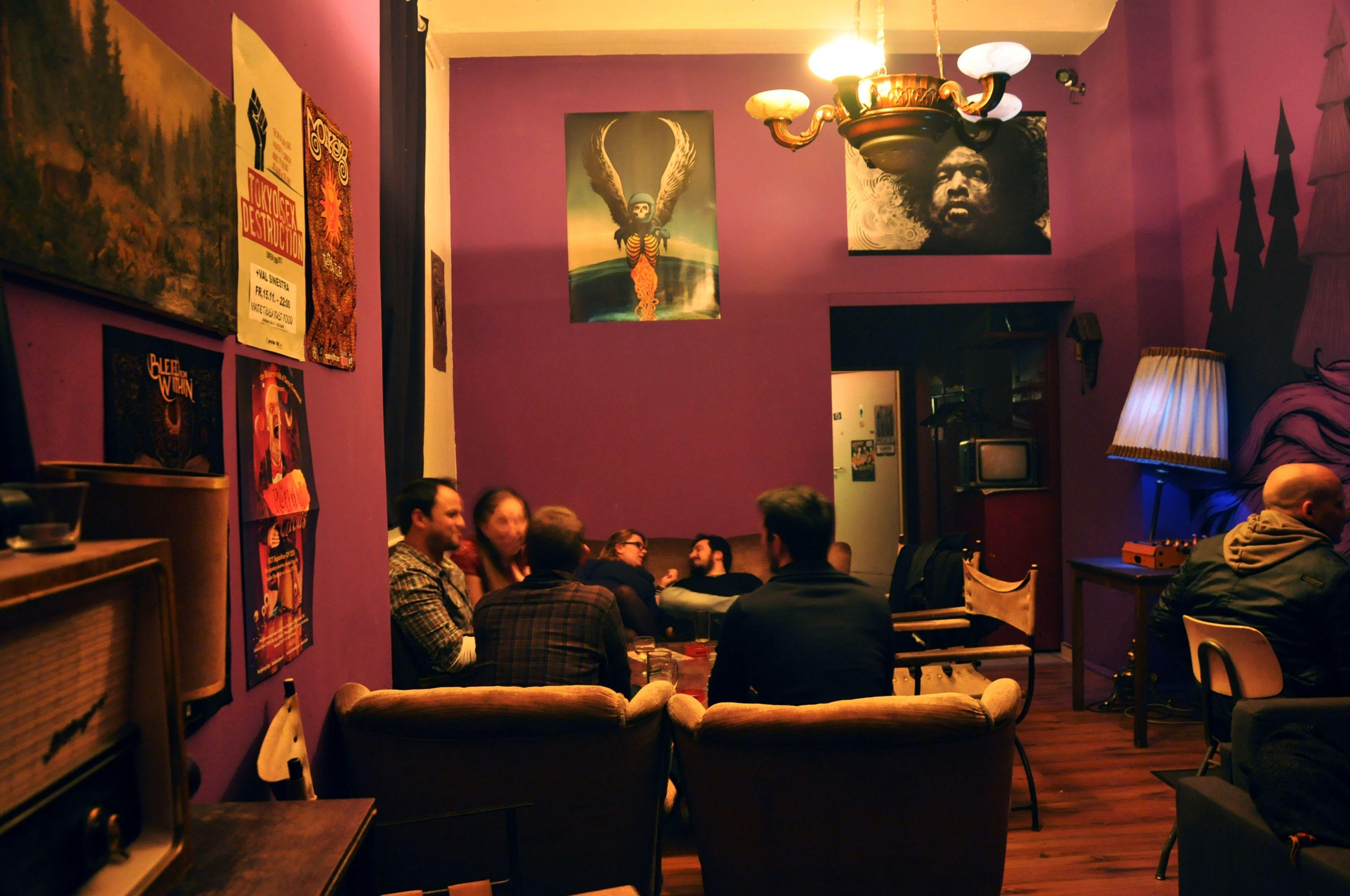 Monterey Bar Berlin Bar
