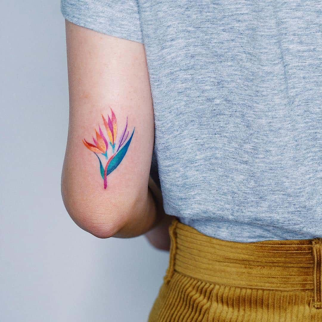 32 Flower Tattoos That Will Make You Go WOW (With images