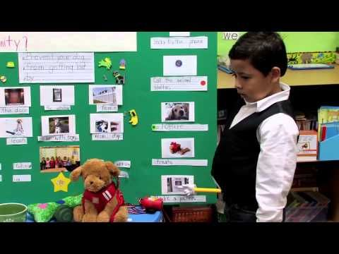 Katherine Smith School Kindergarten Project Presentation PBL - project presentation