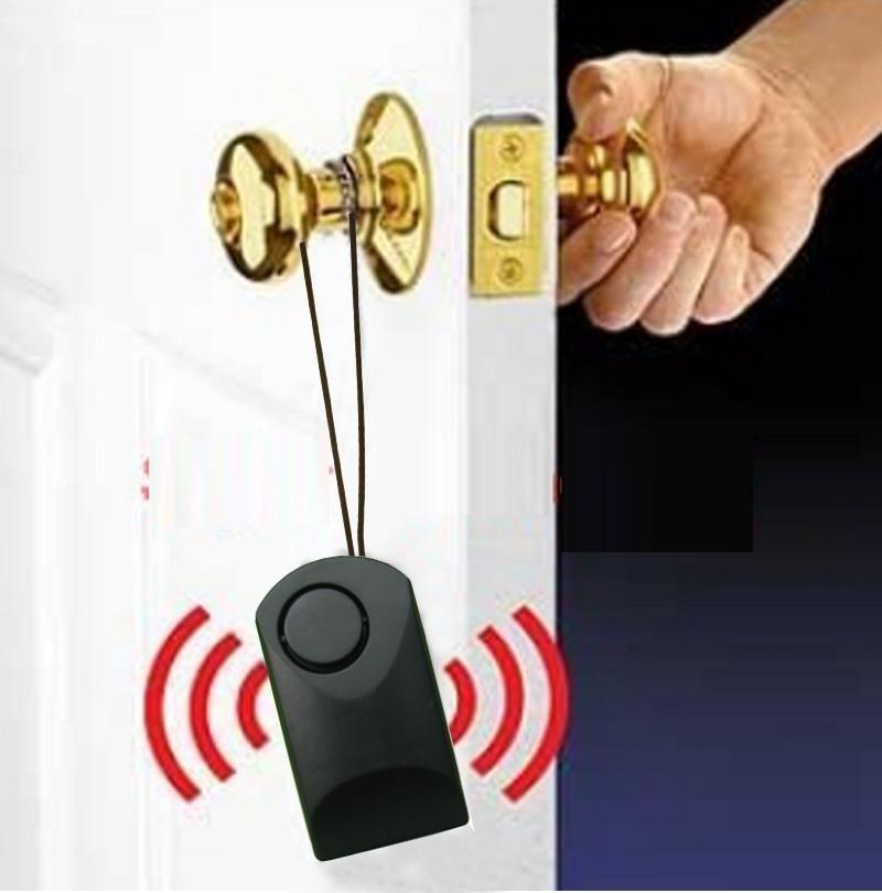 Portable Sensor Door Handle Alarm Security Door Door Handles Security Alarm
