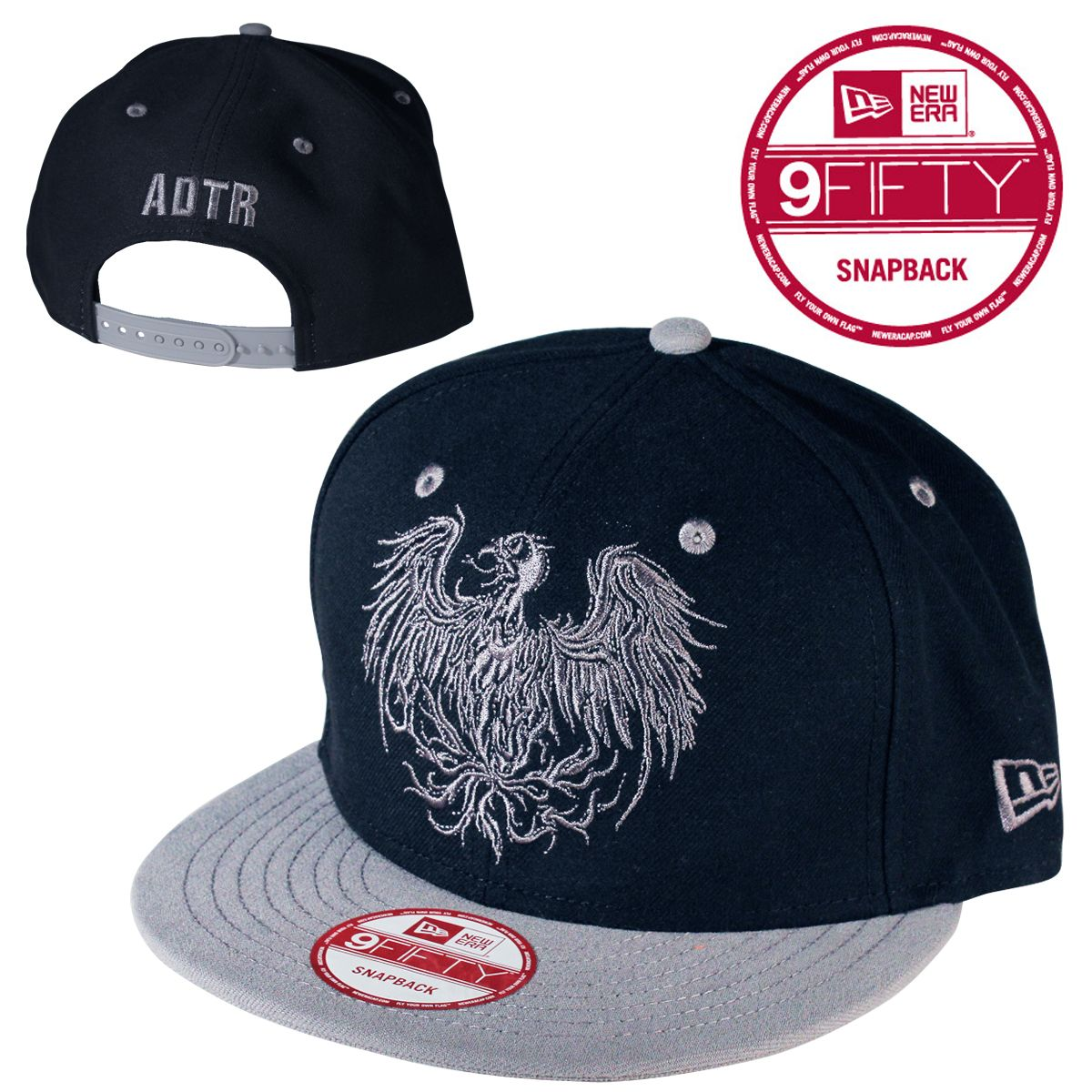d336a8dc5f1a2 A Day To Remember - Black And Blue Hat