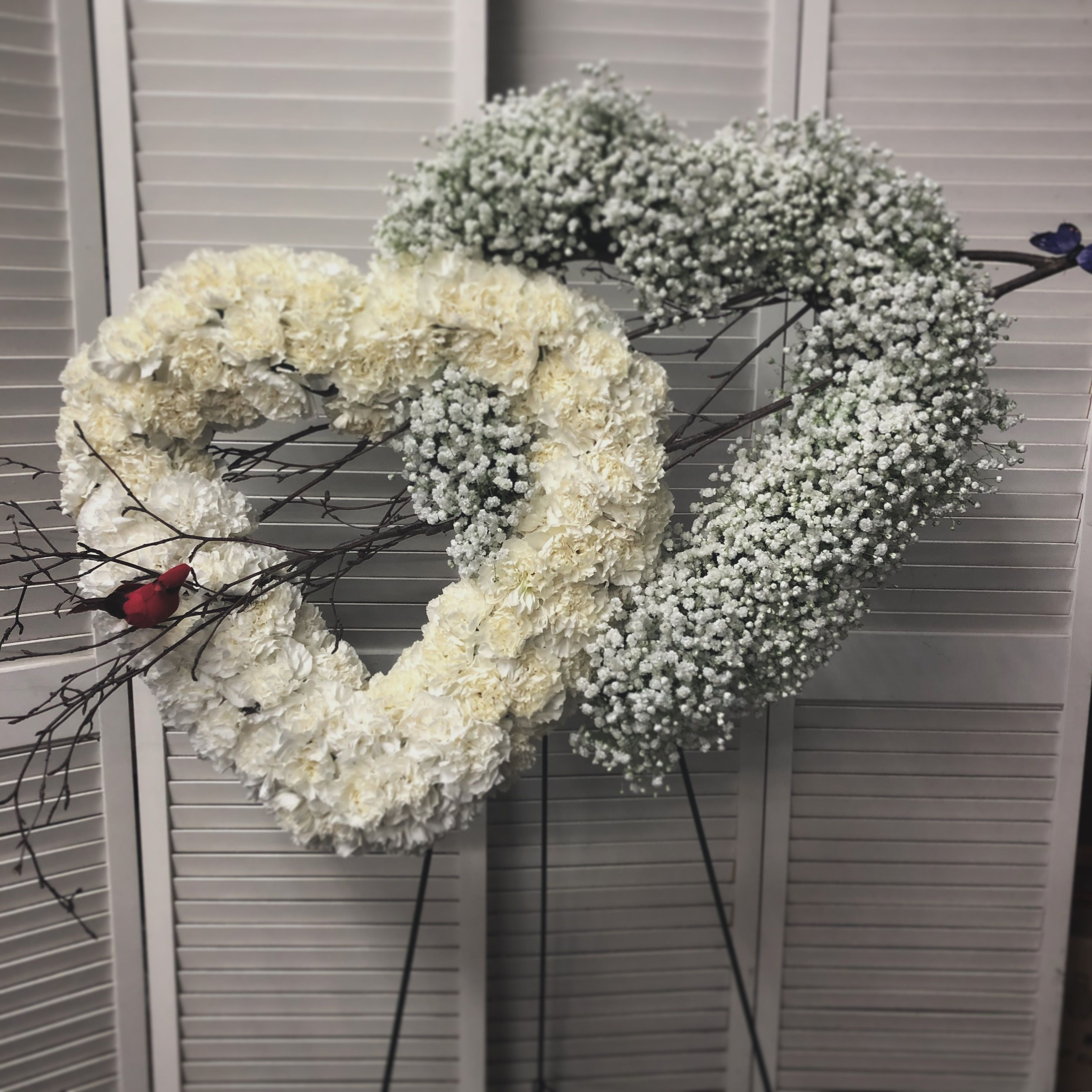Pin by Locker's Florist on Memorial and Sympathy Flowers