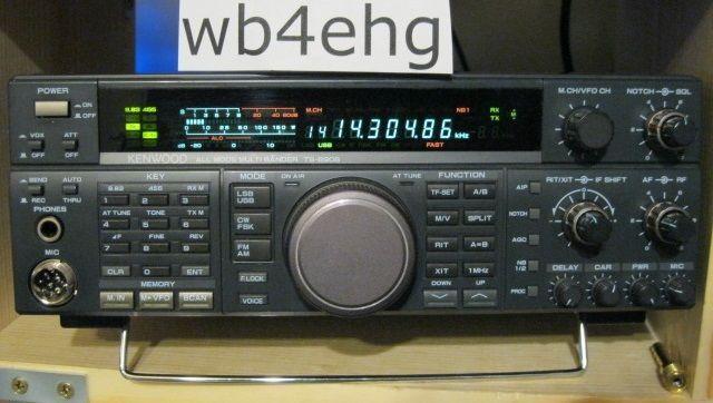 Kenwood Ts 690s Radio Transceiver Hf 6m Radio Ham Radio Antenna Ham Radio