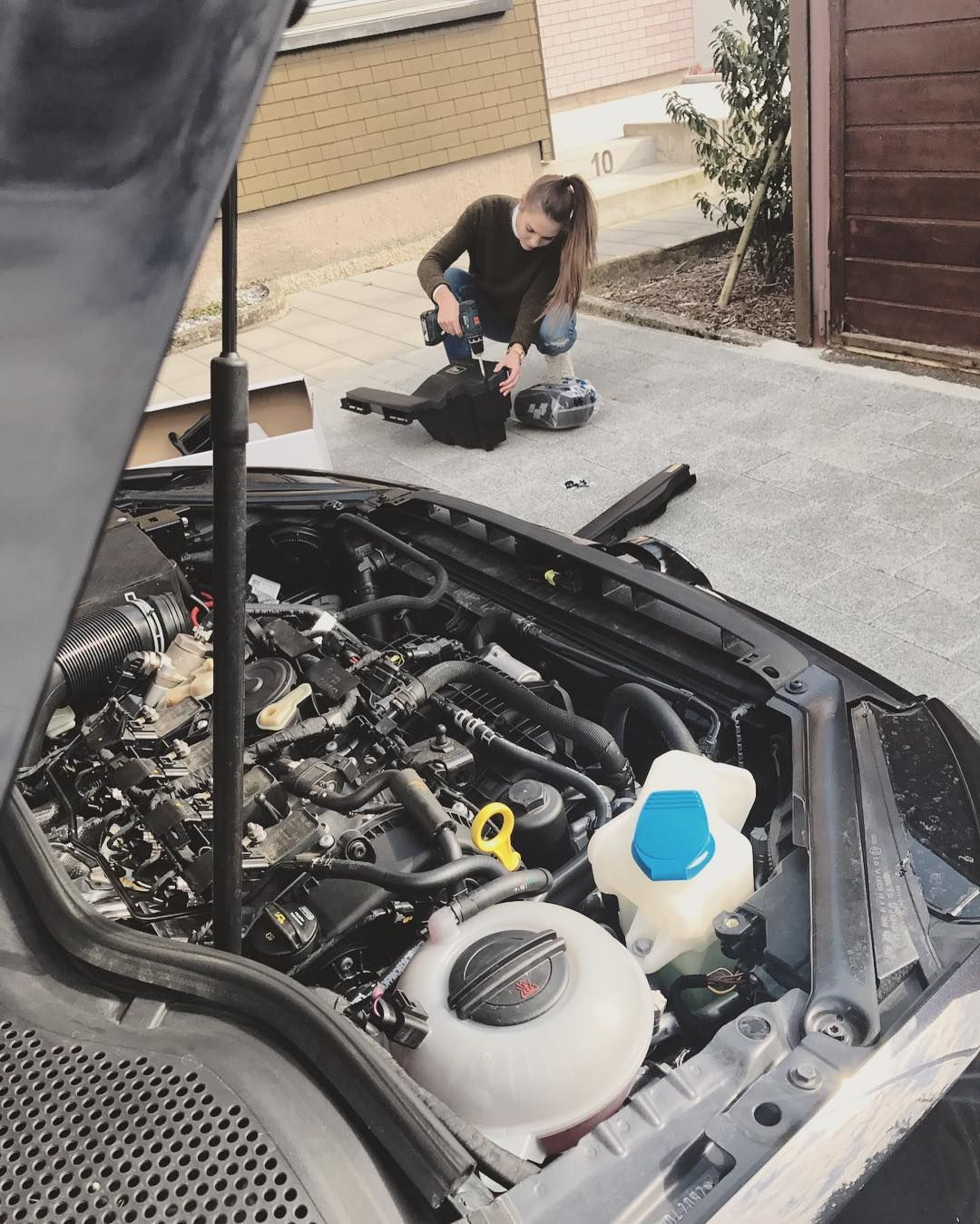 northjersey volkswagen passat engine pin bergencounty autorepair mechanic swap