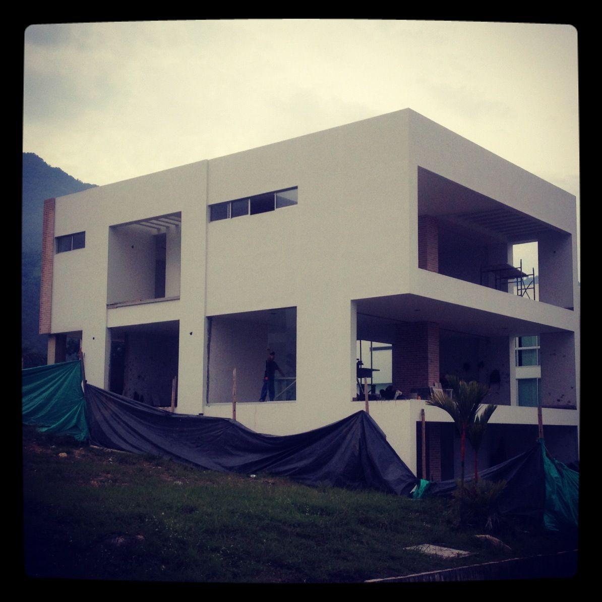 Casa cerro azul