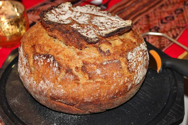 Huvilaelämää ja mökkiruokaa: Joulupataleipä