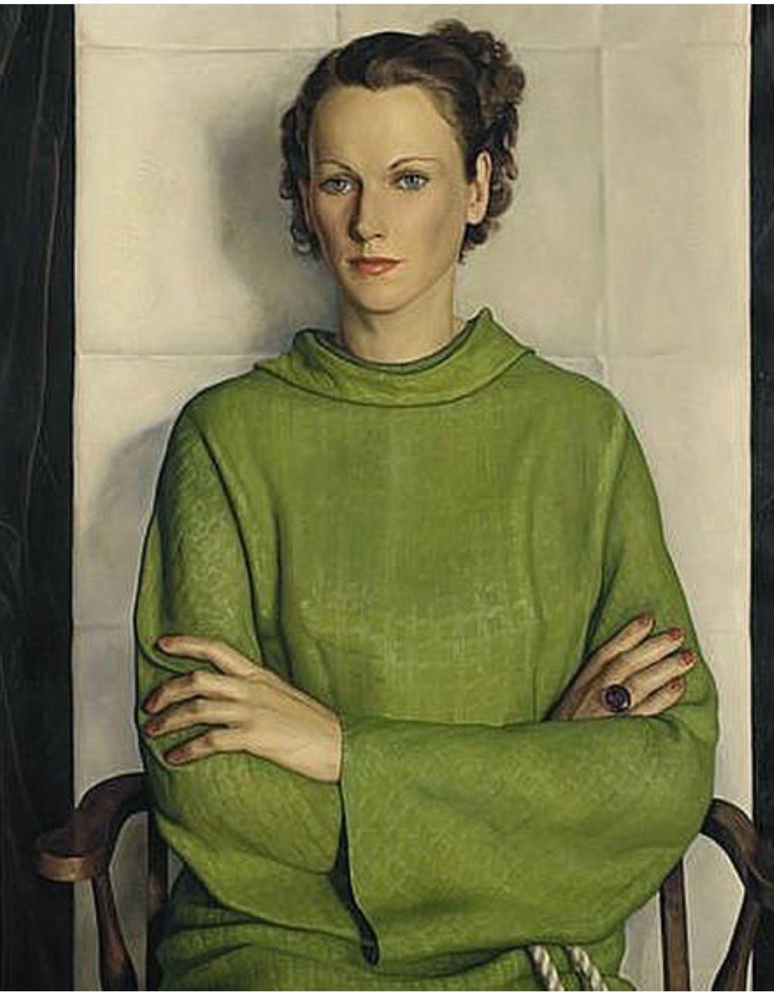 Luigi Lucioni Portrait Art Portrait Gallery Portrait Painting