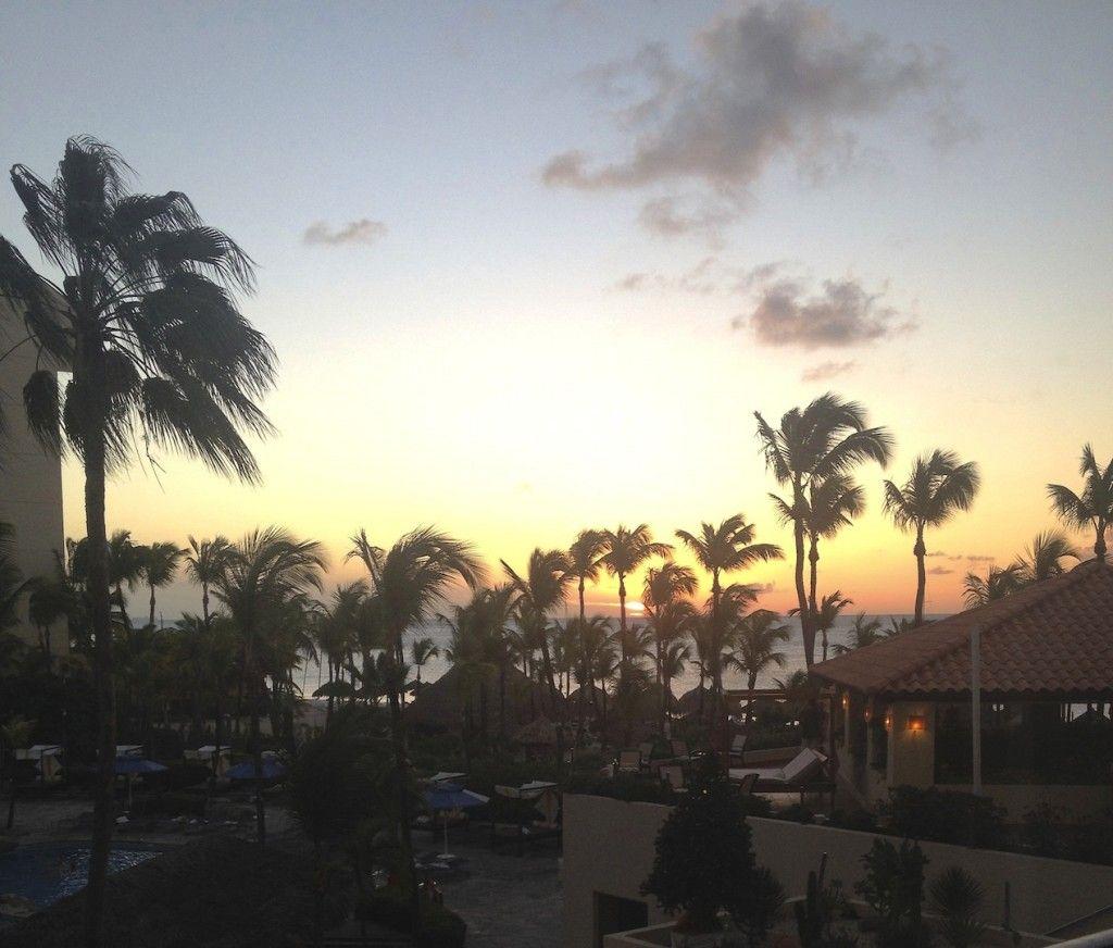 Aruba - Vista dall'Occidental