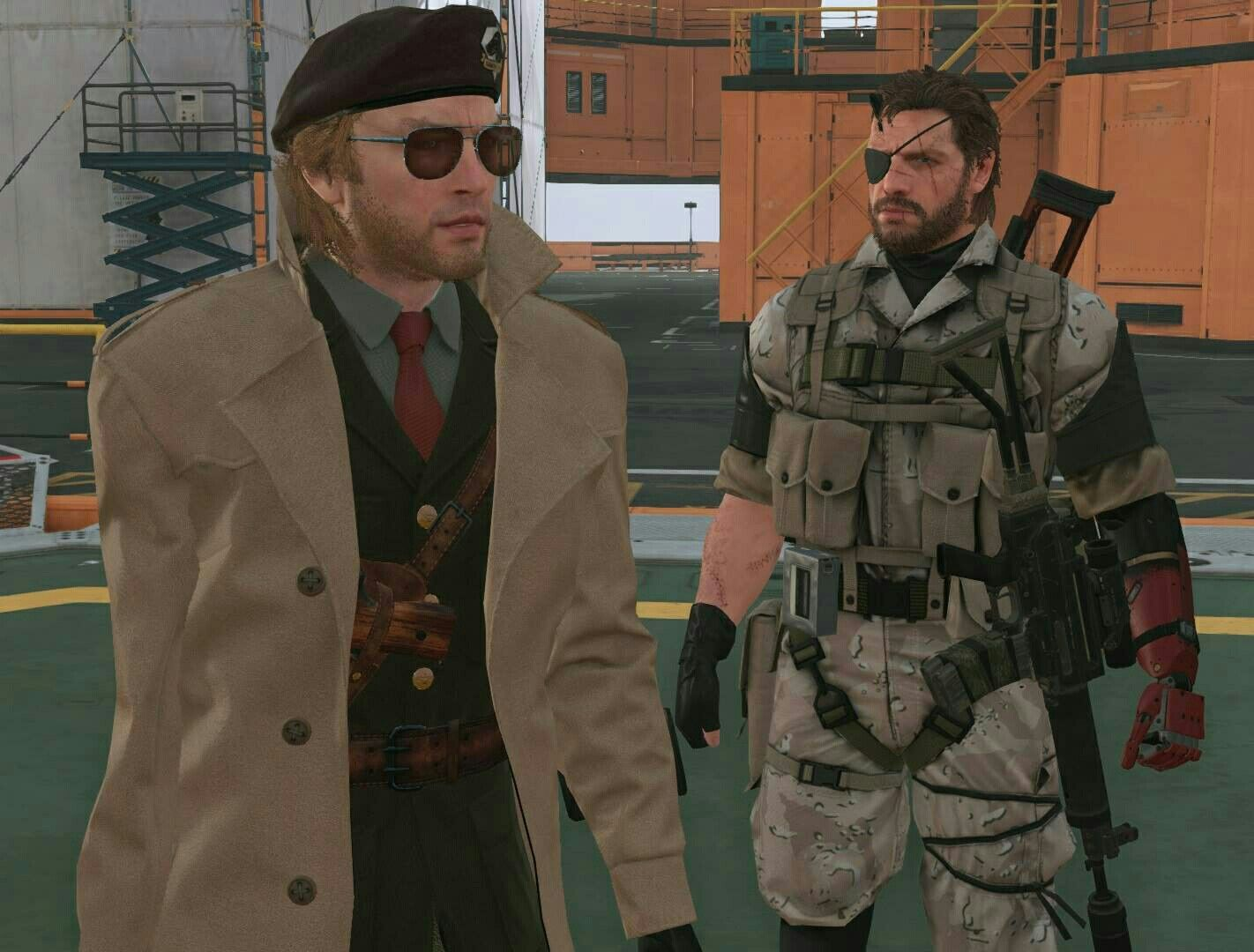 Kaz Metal Gear With tenor, maker of gif keyboard, add popular kazuhira miller animated gifs to your conversations. android iphone wallpaper hd download