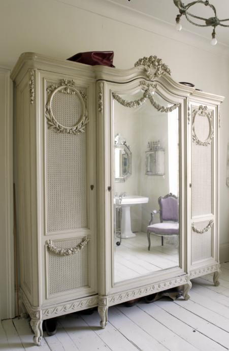 armoire | Roperos | Pinterest | Armario, Muebles antiguos y Muebles ...