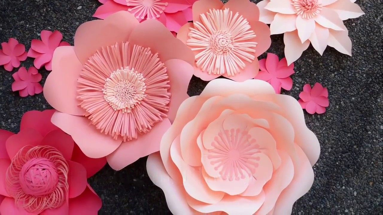 Ritas Flower Giant Paper Flower Diy By Seattle Giant Flowers