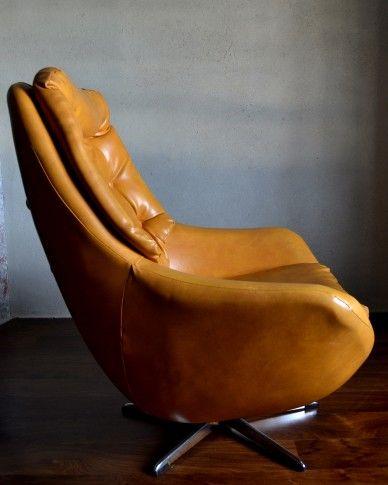 Vintage Swivel Chair   Google Search